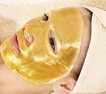 gold maska web